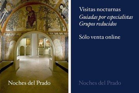 Noches del Prado, visitas nocturnas al Museo del Prado
