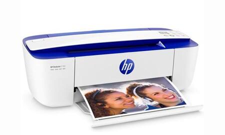 ¿Aún sin impresorea para el nuevo curso? Amazon te deja la multifunción básica HP DeskJet 3760 más barata que otras tiendas, por 59 euros con 11 de rebaja