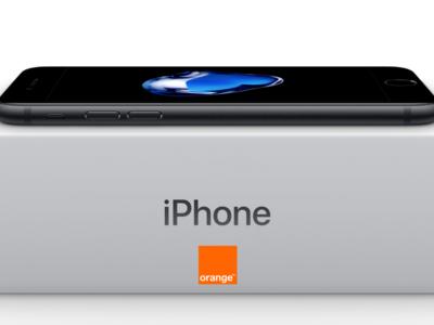 Precios iPhone 7 y iPhone 7 Plus con pago a plazos en Orange