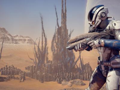 Lo prometido es deuda, aquí está el nuevo gameplay de Mass Effect: Andromeda