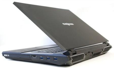 Eurocom Scorpius es el portátil para los más exigentes