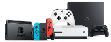Cómo compartir juegos y todo el contenido digital en dos diferentes Nintendo Switch, Xbox One y PlayStation 4