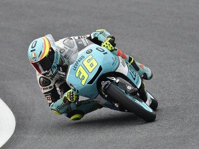 Joan Mir deja el campeonato listo para Japón al convertirse el piloto con más victorias de Moto3