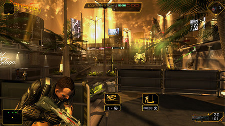 Deus Ex: The Fall llegara a PC