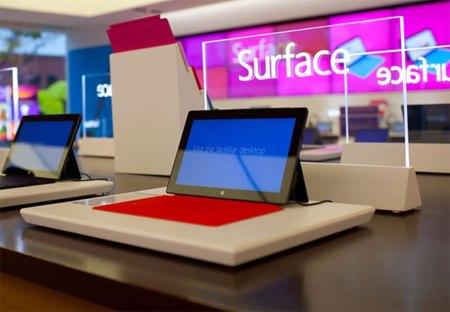 Microsoft Surface llega a España