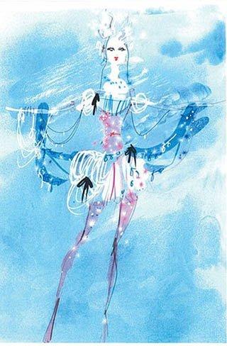 Christian Lacroix y Swarovski diseñan el vestuario del ballet de Paris