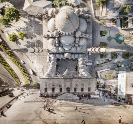 No, esto no es un sueño, son espectaculares fotos de paisajes multidimensionales