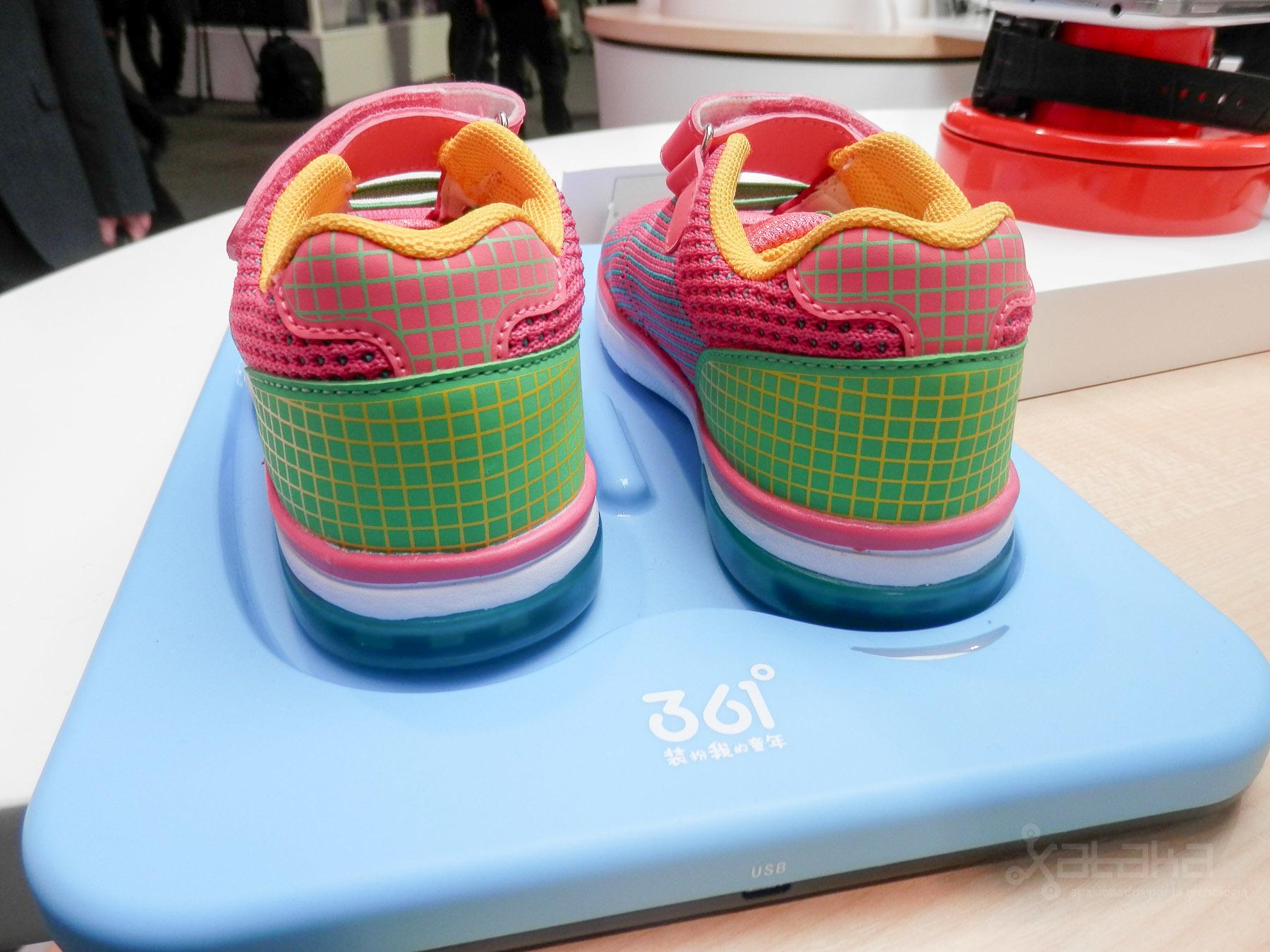 Foto de MediaTek 361 Smart Kid Shoe (1/4)