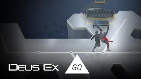 Deus Ex GO, así es el nuevo juego de puzles por turnos que llegará a Android este verano