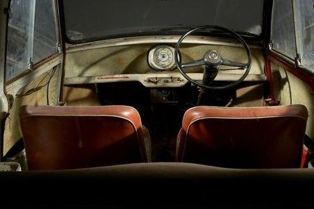 El octavo Mini fabricado (1959)