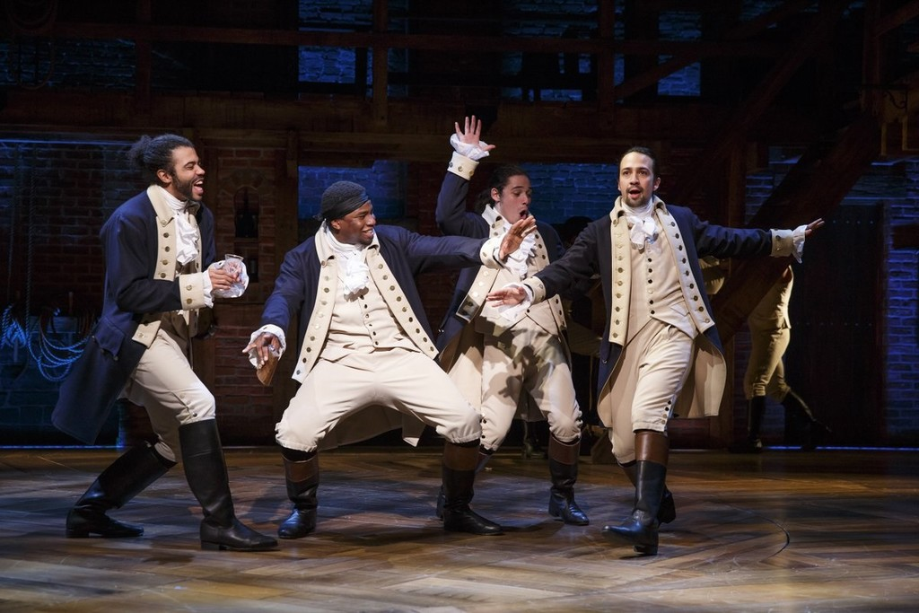 'Hamilton' will make the leap to the movies in 2021: Disney pays $  75 million for the movie of the musical that made history
