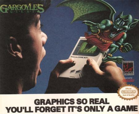 Game Boy publicidad