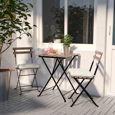 El buen tiempo se acerca: prepara tu terraza o tu jardín con estos muebles de exterior de Ikea