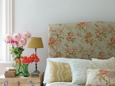 El floral print se impone en complementos textiles, ¡ya falta menos para primavera!