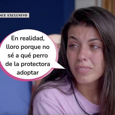 """Lola entra en pánico al conocer que Diego ha pedido la primera hoguera de confrontación de 'La Isla de las Tentaciones 3': """"Le he fallado como novia"""""""