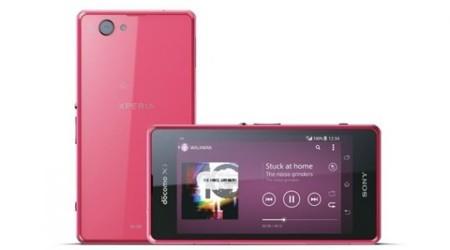 Sony Xperia Z1 f, por ahora solo para el mercado japonés