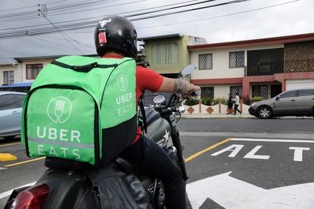Uber Eats lanza un programa piloto en México donde ya no serán necesarios los repartidores