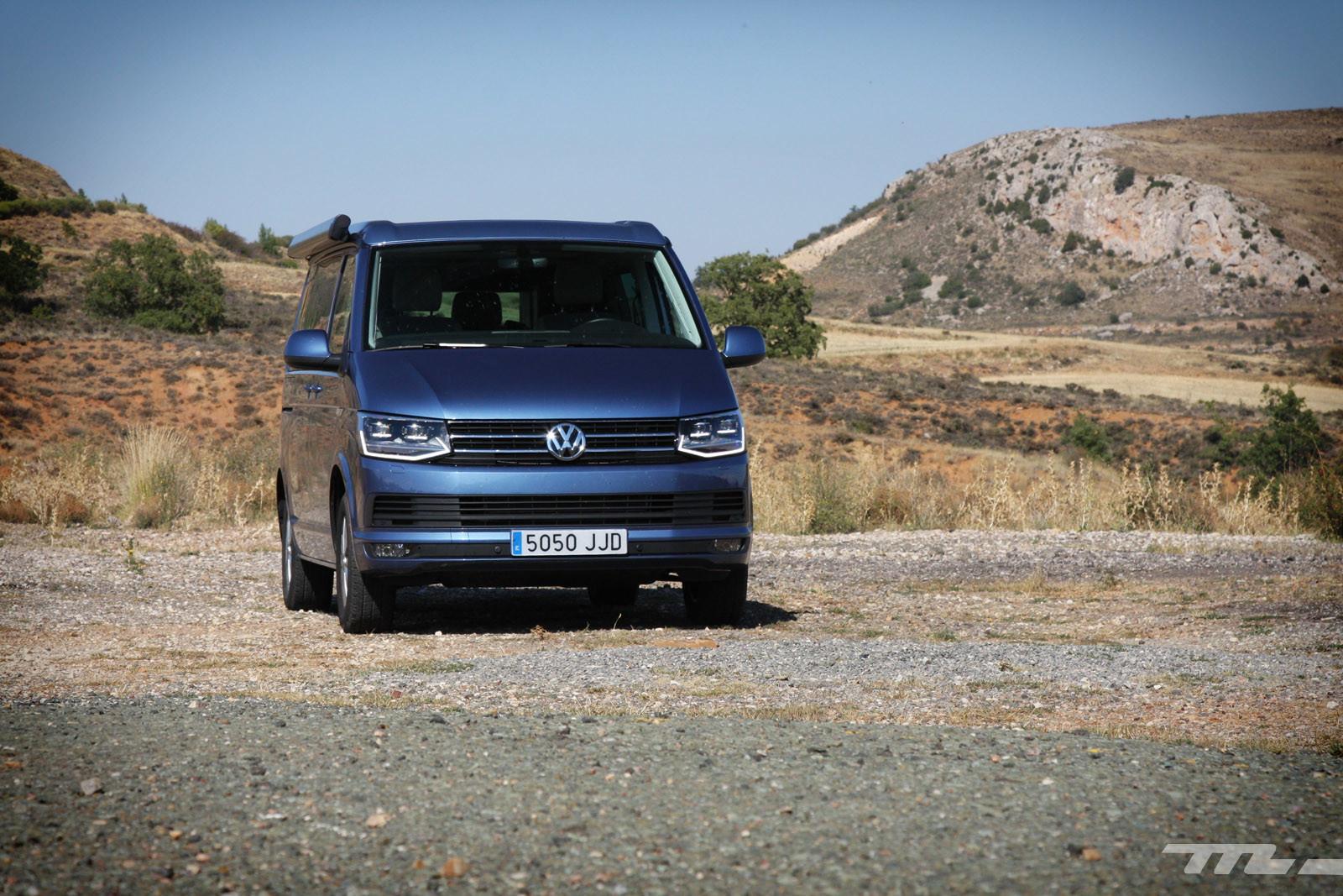 Foto de Volkswagen California T6 (prueba) (28/34)