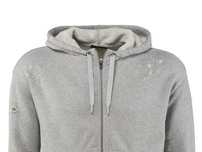 50% de descuento en la sudadera de Reebok Classic Distressed Hoodie: ahora cuesta 29,90 euros en Zalando
