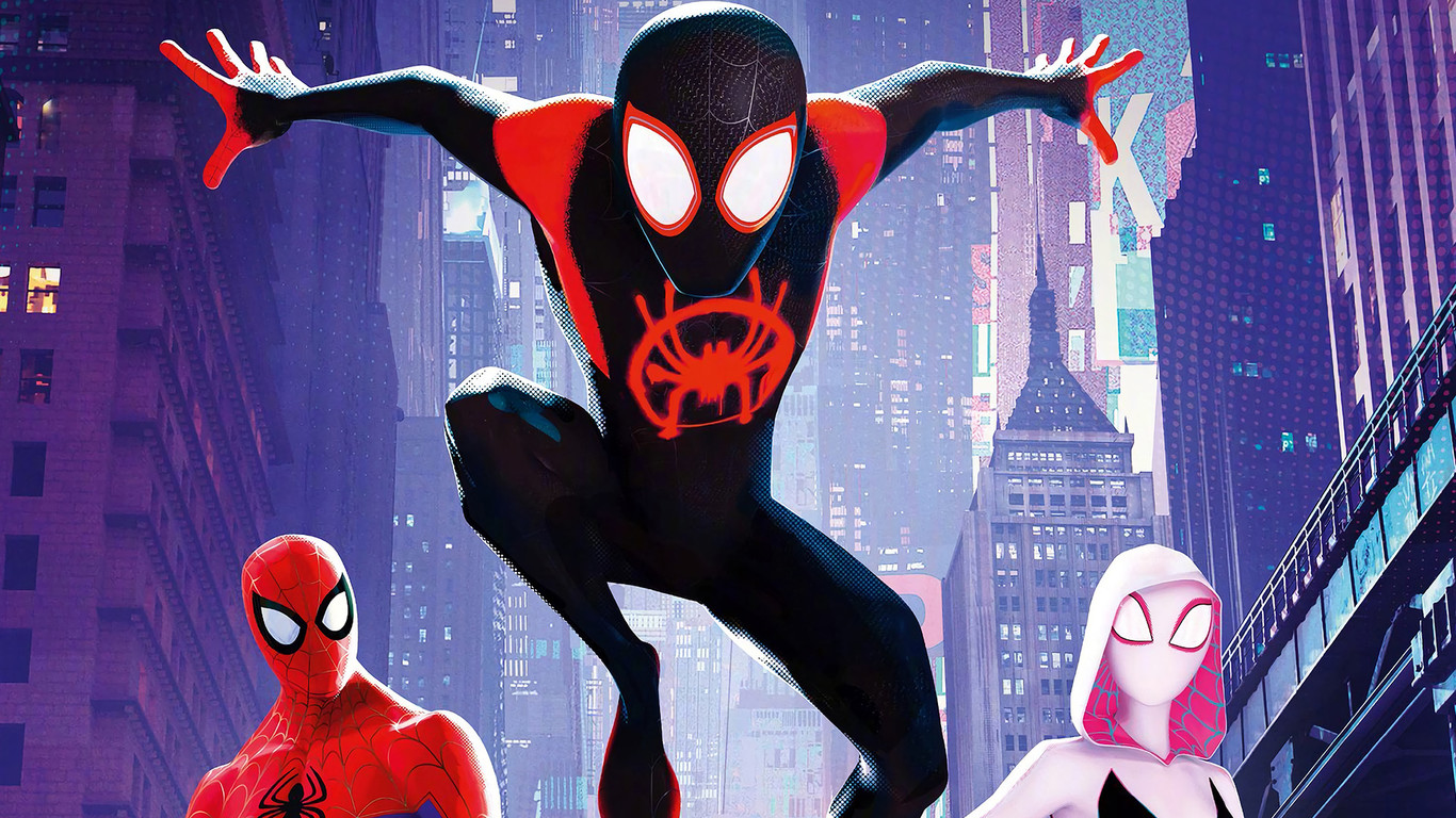 Spider Man Un Nuevo Universo 2018 Crítica Un Prodigio Entre Lo Mejor De 2018
