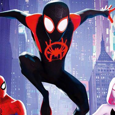 'Spider-Man: Un nuevo universo' es un prodigio animado y la mejor película de superhéroes del año