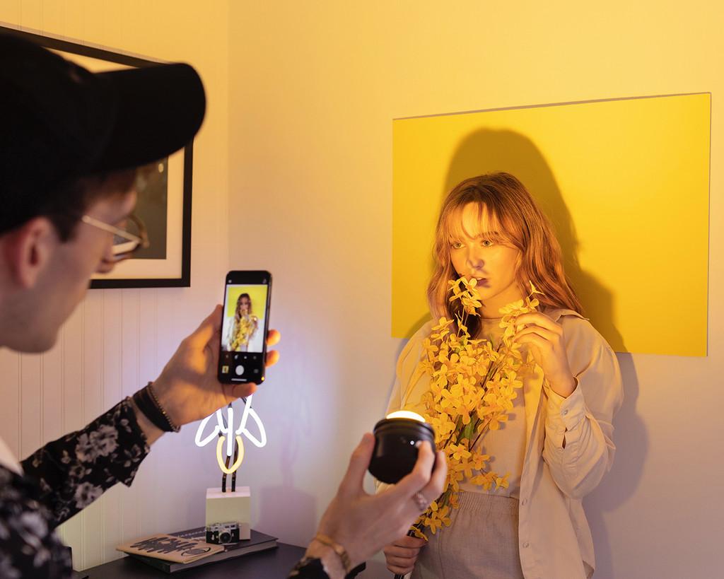 Profoto C1 y C1 Plus: los flashes inalámbricos para iPhone que quieren cambiar tu fotografía