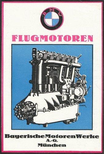 La Historia de BMW (parte 1) - La era de la aviación