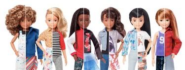Colección de muñecos inclusivos para terminar con los estereotipos de género y las etiquetas
