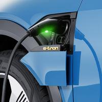 Audi promete que en 2020 sus e-tron tardarán casi lo mismo en 'repostar' que un coche de combustión