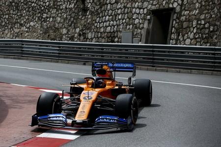 Sainz Monaco Formula 1 2019