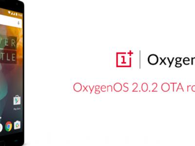 OnePlus comienza la actualización de OxygenOS 2.0.2