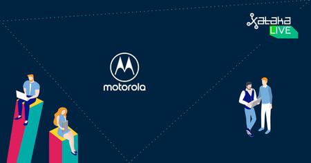 Motorola presenta los últimos smartphones de la familia Moto G y Motorola One en Xataka Live 2018