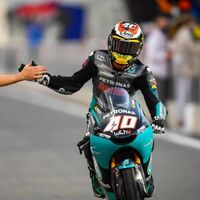 El contrato de Darryn Binder podría forzar su ascenso directo de Moto3 a MotoGP, aunque el equipo no quiera