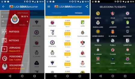 Liga Mx Oficial Android