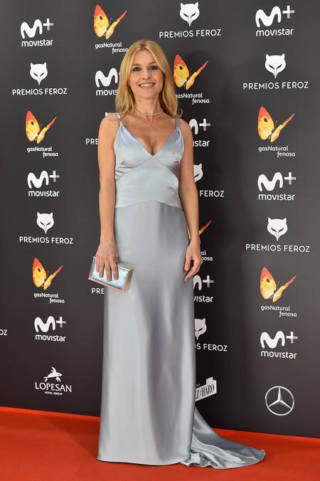 Cayetana Guillen Cuervo En Los Premios Feroz 2017