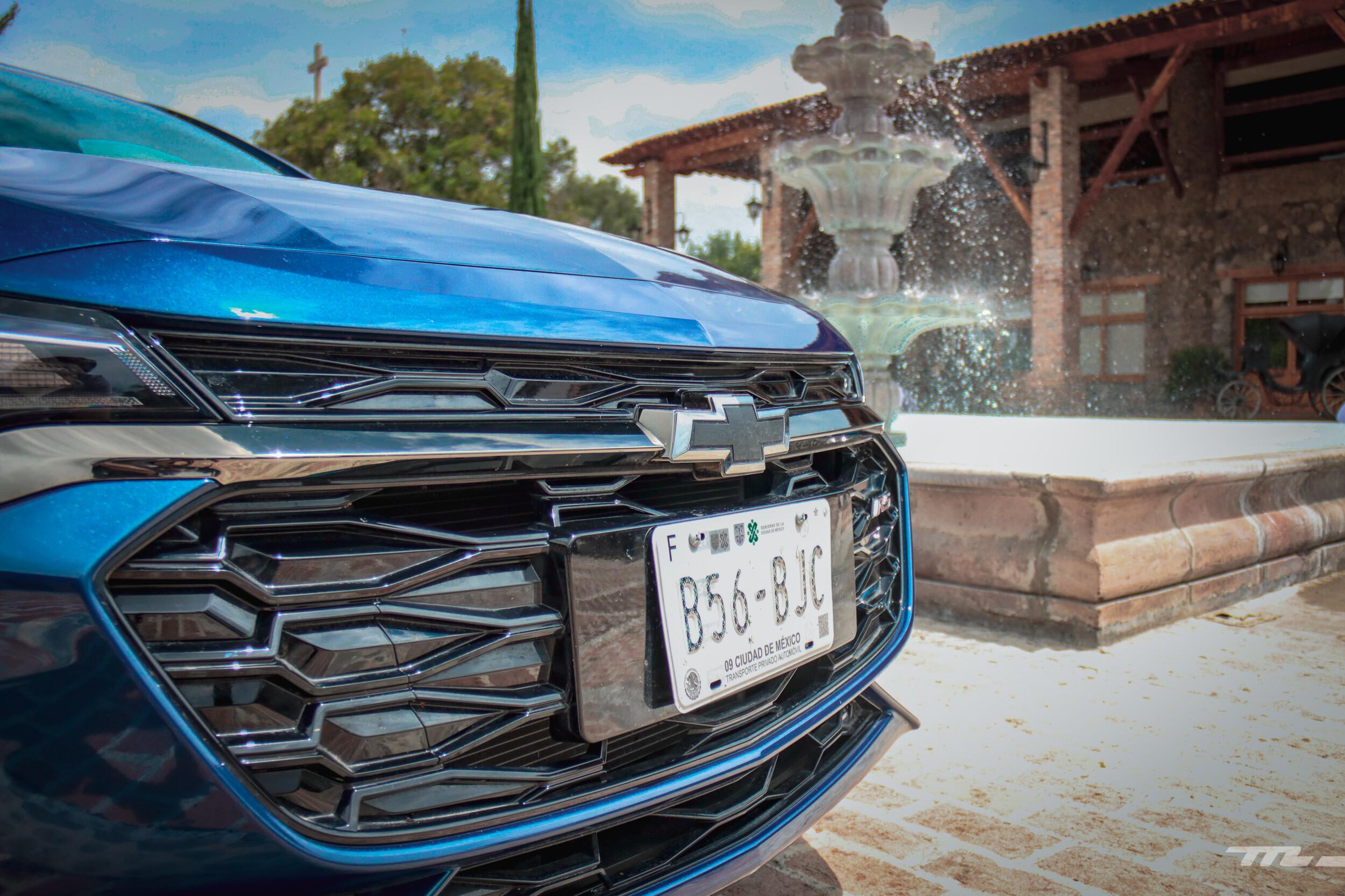 Foto de Chevrolet Cavalier Turbo 2022: Primer vistazo (8/37)