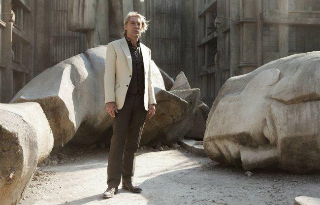 Javier Bardem como Silva, el nuevo enemigo de Bond