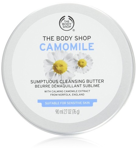 Manteca Limpiadora De Camomila The Body Shop