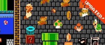 Haz música con el Super Mario Bros Super Synth