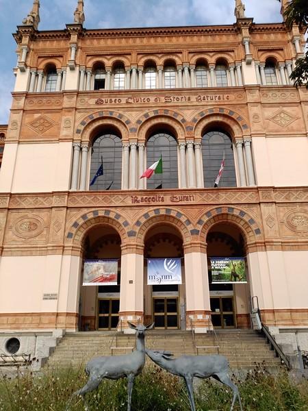 Museo Civico Historia Natural Milano