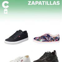 Chollos en tallas sueltas de zapatillas Pepe Jeans, Levi's o Wrangler por menos de 35 euros en Amazon