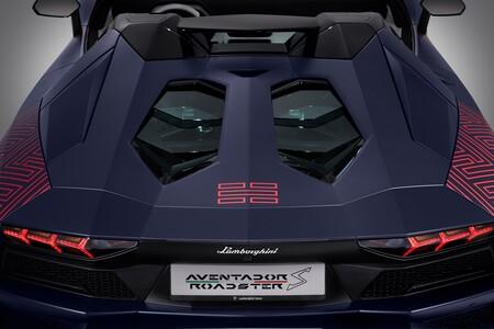 Lamborghini Aventador S Roadster Korean Special Series 2022 004