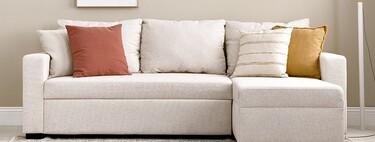 11 sofás cama con estilo y a buen precio