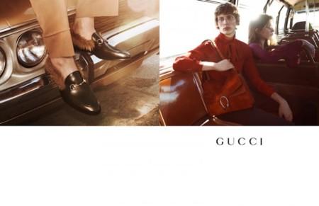 La nueva y andrógina era de Gucci