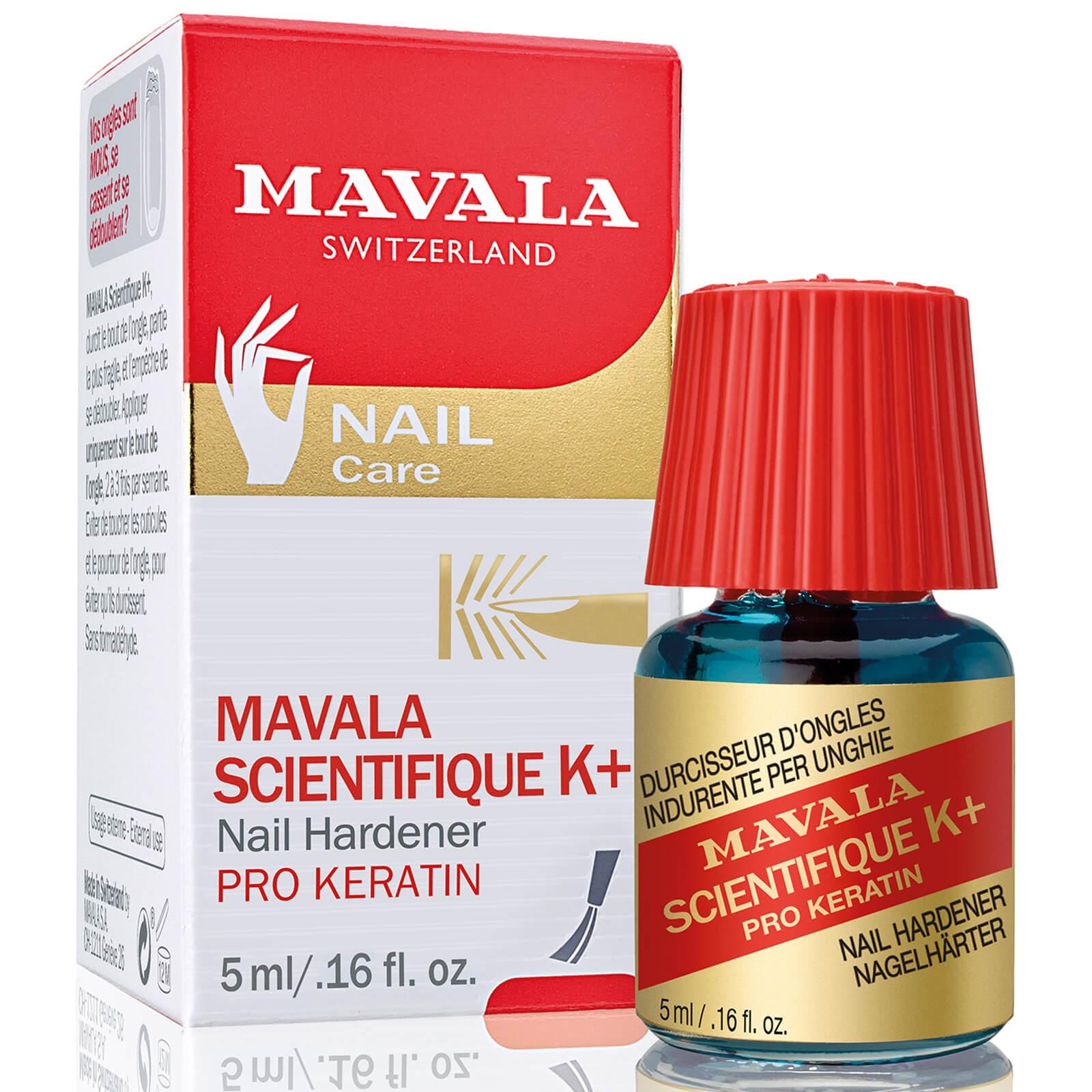 Endurecedor de uñas Scientifique K+ de Mavala