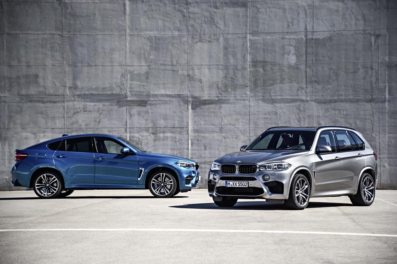Foto de BMW X5 M y X6 M (2015) (15/22)