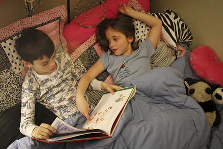¿Vuestros hijos tienen miedo a dormir fuera de casa?