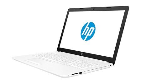 En MeQuedoUno, ahora nos dejan un portátil como el HP 15-DA0143NS por sólo 409,99 euros