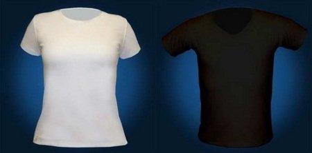 Camiseta que elimina totalmente el sudor