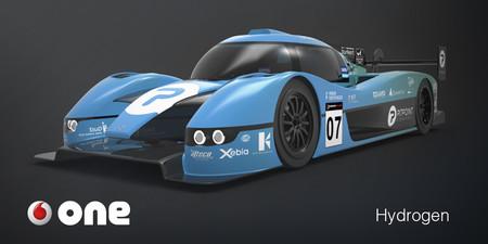 El coche de carreras a base de hidrógeno que nunca imaginó Fangio